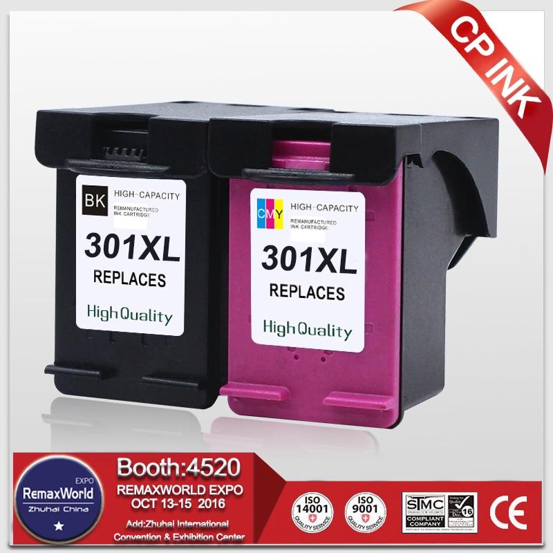 Høj kvalitet CH563EE CH564EE til HP 301 301XL blækpatron til HP - Kontorelektronik
