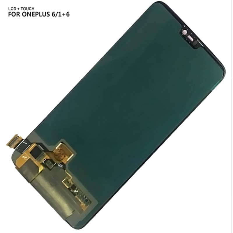 Image 2 - 100% Original Warranty LCD Display Touch Screen Digitizer Assembly For Oneplus 6 1+ 6 A6000 Best quality with tracking no.+Frame-in Mobile Phone LCD Screens from Cellphones & Telecommunications