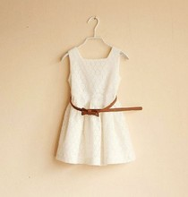 Girl's Summer Party A-Line Dresses