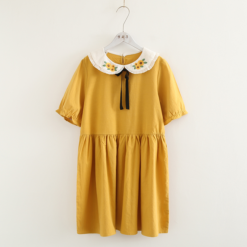 539713f0060 Buy dress with daisies and get free shipping on AliExpress.com