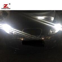 6x светодиодный фонарь заднего хода+ парковочная+ Боковая лампа+ Комплект внешних огней для сиденья для Leon MK2 1P 1P1(05-12