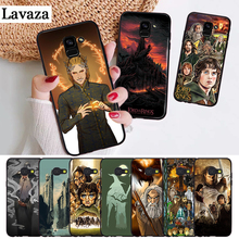 Lavaza the lord of rings Pattern Silicone Case for Samsung A3 A5 A6 Plus A7 A8 A9 A10 A30 A40 A50 A70 J6 A10S A30S A50S