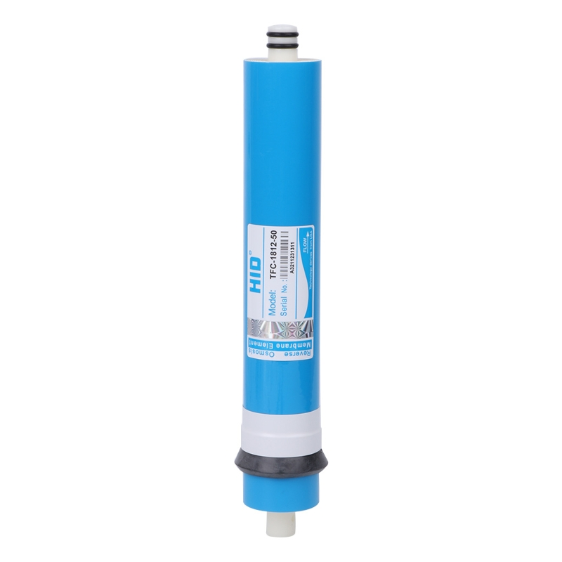 Water Filter Cartridge Reverse Osmosis RO Membrane 50gpd 75gpd Household Replace