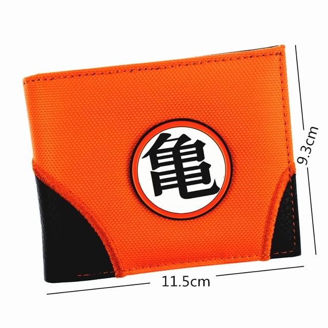 Design Dragon Ball Z KAME Symbol Wallet Size