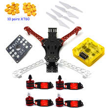 PK 4RC plane Reptile 500 Alien Frame Cc3d 920kv 30a Simonk Distribution Board drone with camera quadcopter