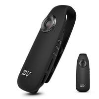IDV 007 1080P Full HD 130D Wide Angel Lens 30fbs Mini Camera Motion Detecion Voice Video Cam Recording Recorder Camcorders