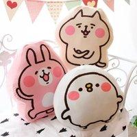 Plush Doll 1pc 45cm Cartoon Kanahei Funny Cat Bunny Chicken Pillow Home Decoration Stuffed Toy Creative