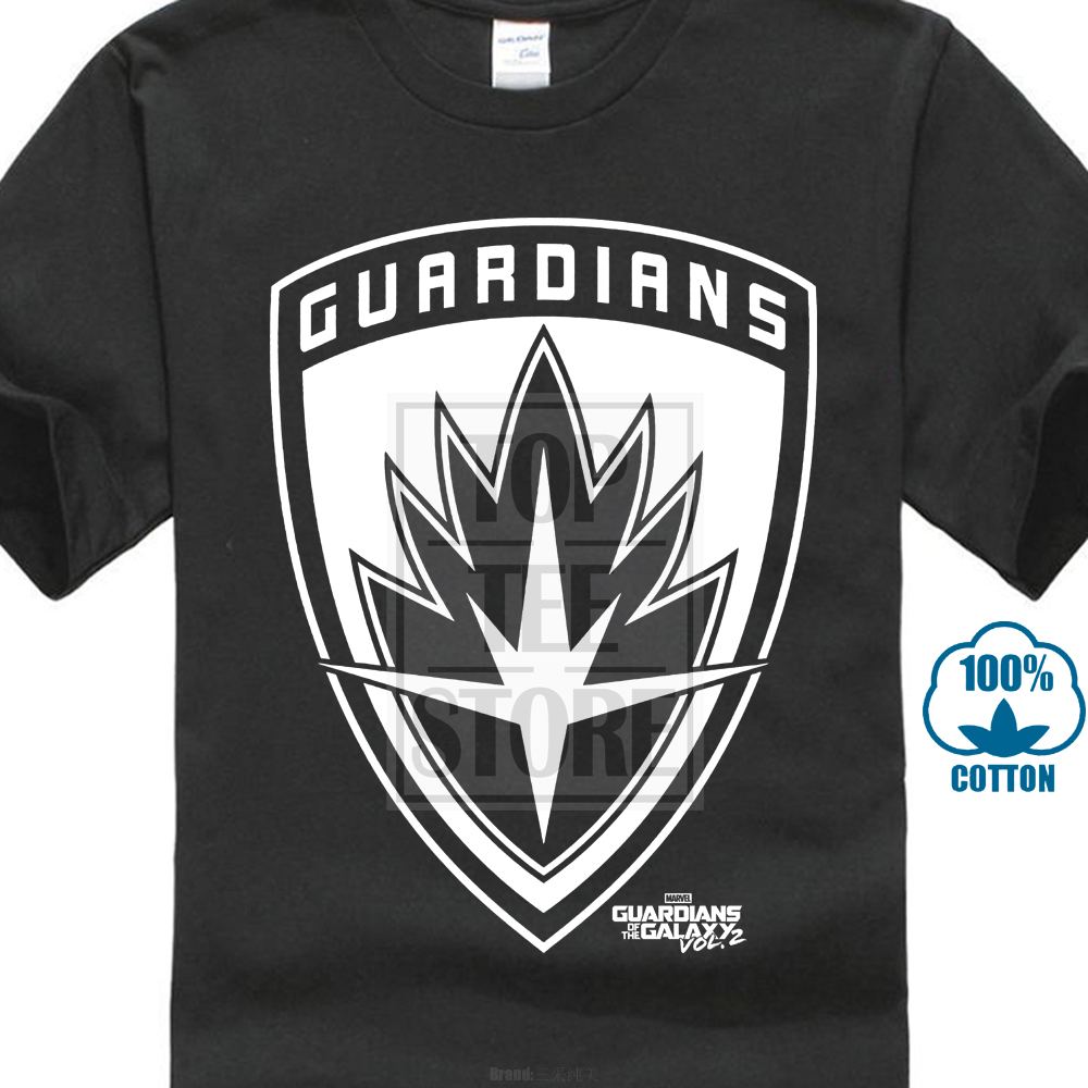 Guardians Of The Galaxy Tshirt Men'S Fashion Casual 80S T Shirt Movie Marvel T-Shirts Men'S Cotton Print 3D Tee Shirt image