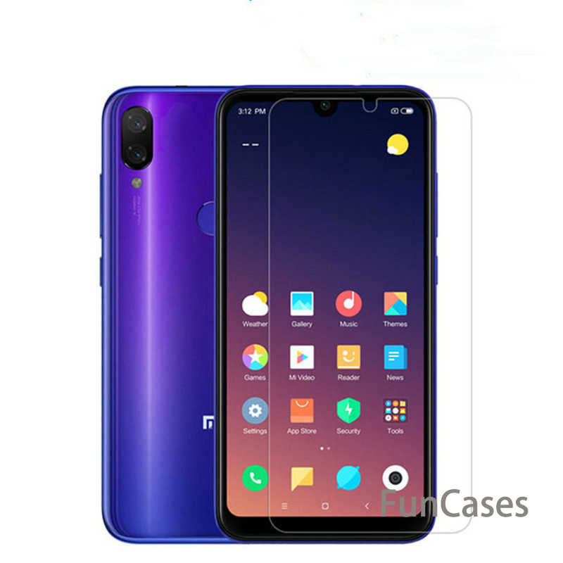9H 2.5D Premium Tempered Glass For Xiaomi Mi8 SE A1 8Lite 8Pro Mi5X 6X F1 Redmi Note 7 6 Pro Screen Protector Toughened Film