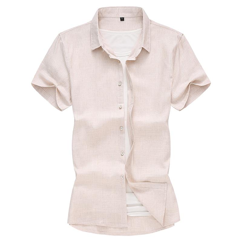 Masculina Business Shirt Male