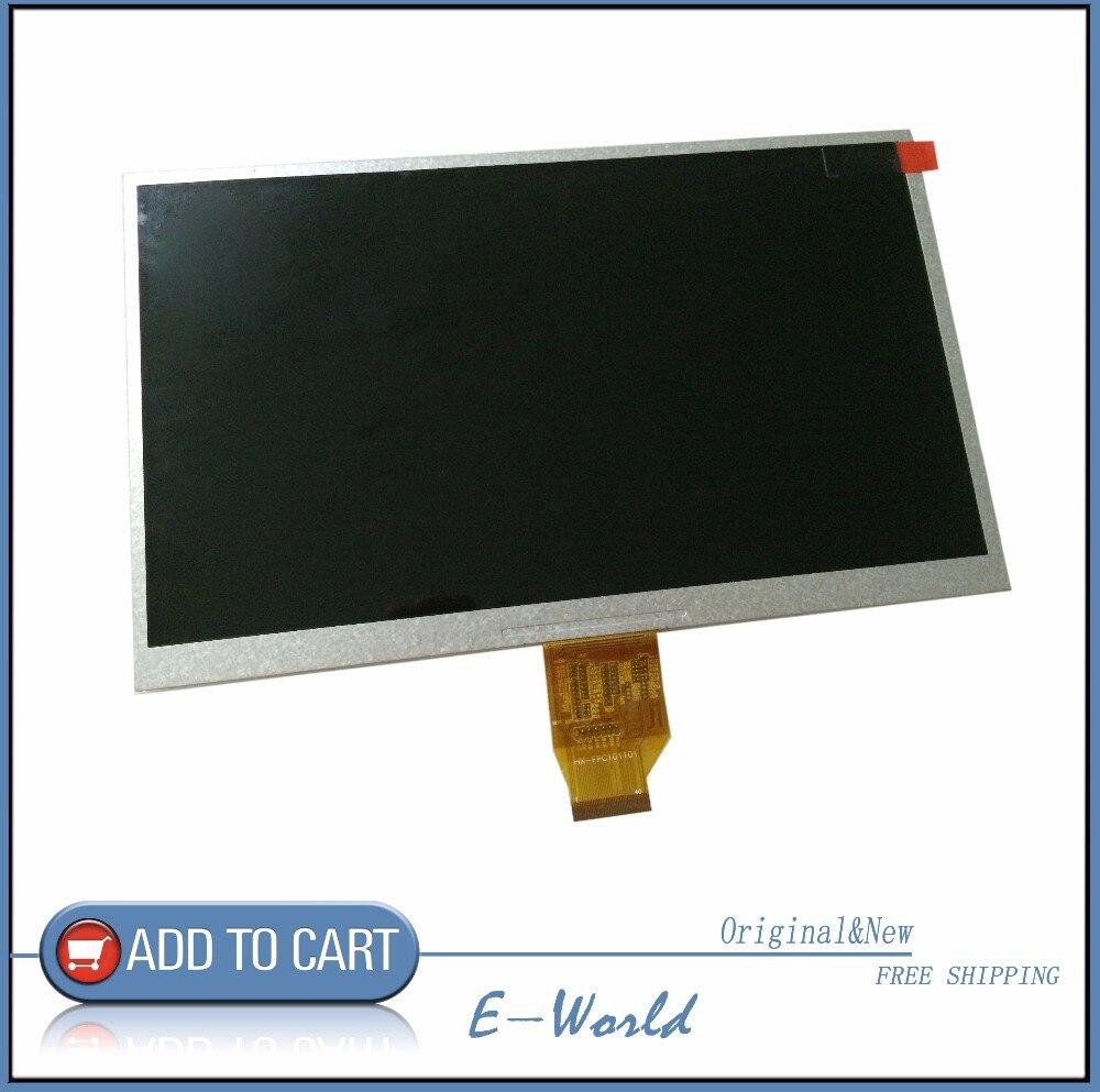Originale schermo LCD da 10.1 pollici H-M101Q-10Q H-M101Q M101Q per tablet pc libera il trasportoOriginale schermo LCD da 10.1 pollici H-M101Q-10Q H-M101Q M101Q per tablet pc libera il trasporto