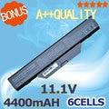 4400mAh Laptop Battery For Hp HSTNN-I54C HSTNN-IB51 HSTNN-IB52 HSTNN-IB62 HSTNN-OB62 HSTNN-XB51 HSTNN-XB52 HSTNN-XB62 KU532AA