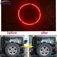 Spare Tire LED Third Brake Light For Jeep Wrangler 2007 2016