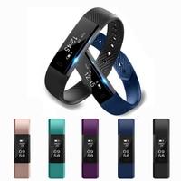 ID115 Smart Bracelet Fitness Tracker Watch Pedometer Step Counter Smart Wristband Bluetooth Sport Sleep Monitor