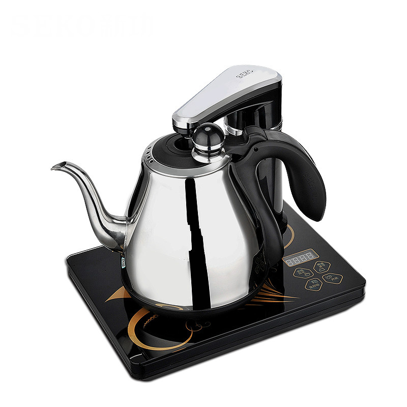 Fully automatic upper water electric kettle 304 tea set teapot for household use fully automatic upper water electric kettle 304 tea set teapot for household use