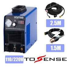 60 Amps plasma cutter, plasma cutting machine, welder companion, Inverter DC, ICUT60