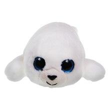 Мягкая игрушка DREAM MAKERS Глазастик Тюлень, 12 см