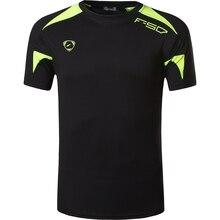 New Arrival 2016 men Designer T Shirt Casual Quick Dry Slim Fit running Sport shirts Tops & Tees Size S M L XL LSL3209