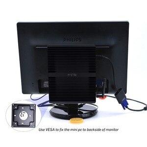 Image 5 - Hystou מיני מחשב Windows 10 Intel Core i7 6500U Dual Core Fanless מיני שולחני HDMI VGA WiFi Nettop HTPC תמיכת 4G כרטיס ה SIM