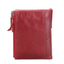 Genuine Leather Women's Wallets of 3 Colours