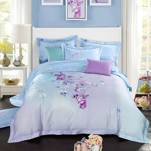 cotton satin bed sheets