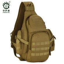 2019 new Mens bags Military travel package military male Shoulder bag 1000 D nylon Nylon waterproof single-shoulder Free