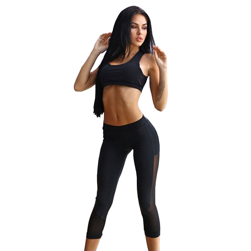 Sexy Yoga Set Sport Suit Women Gym Clothing Sports Wear for Women Gym Fitness Wear Fitness Suit Yoga Clothes Tracksuit