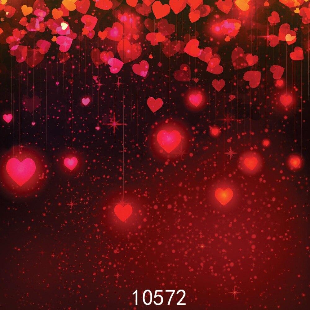 SJOLOON 발렌타인 데이 비닐 사진 배경 연인 사진 배경 사진 스튜디오 소품 웨딩 사진 배경
