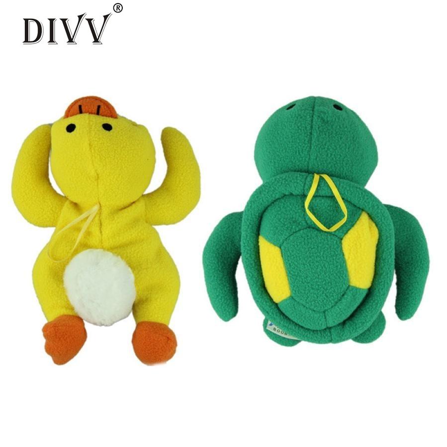 Yellow Duck and Green Turtle Baby Bottle Huggers Infant feeding bottle bag case Ma6 Levert Dropship