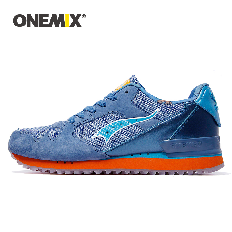 ONEMIX men & women classic retro running shoes lightweight sneakers for outdoor sports walking sneakers jogging trekking shoesONEMIX men & women classic retro running shoes lightweight sneakers for outdoor sports walking sneakers jogging trekking shoes