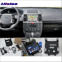 Liislee автомобиля Android GPS навигации Системы для Land Rover Freelander 2 2007 ~ 2012 Радио Аудио Видео Мультимедиа (без dvd плеер)