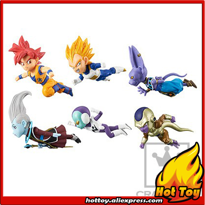 Original Banpresto World Collectable Figure / WCF The Historical Characters Vol.1 - Full Set of 6 PCS from Dragon Ball SUPER simone gail the movement vol 1