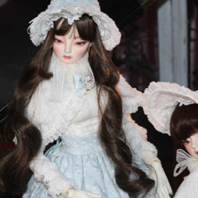 Nova chegada dollmore 1/4 bjd resina figuras corpo modelo brinquedos de alta qualidade para meninas aniversário natal melhores presentes