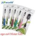 lowest price e cigarette CE4 Blister Kit Ego-T Battery 650Mah 900Mah 1100Mah, Electronic Cigarette Ego CE4 Atomizer Vaporizer YY