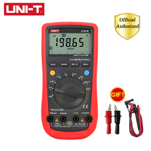 UNI-T UT61E Digital Multimeter Meter Ture RMS Auto Range AC DC Voltage Tester 22000 Counts Data Hold High Reliability uni t ut61e 22000 counts true rms digital multimeter ac dc voltage current resistance capacitance tester with rs232c cable