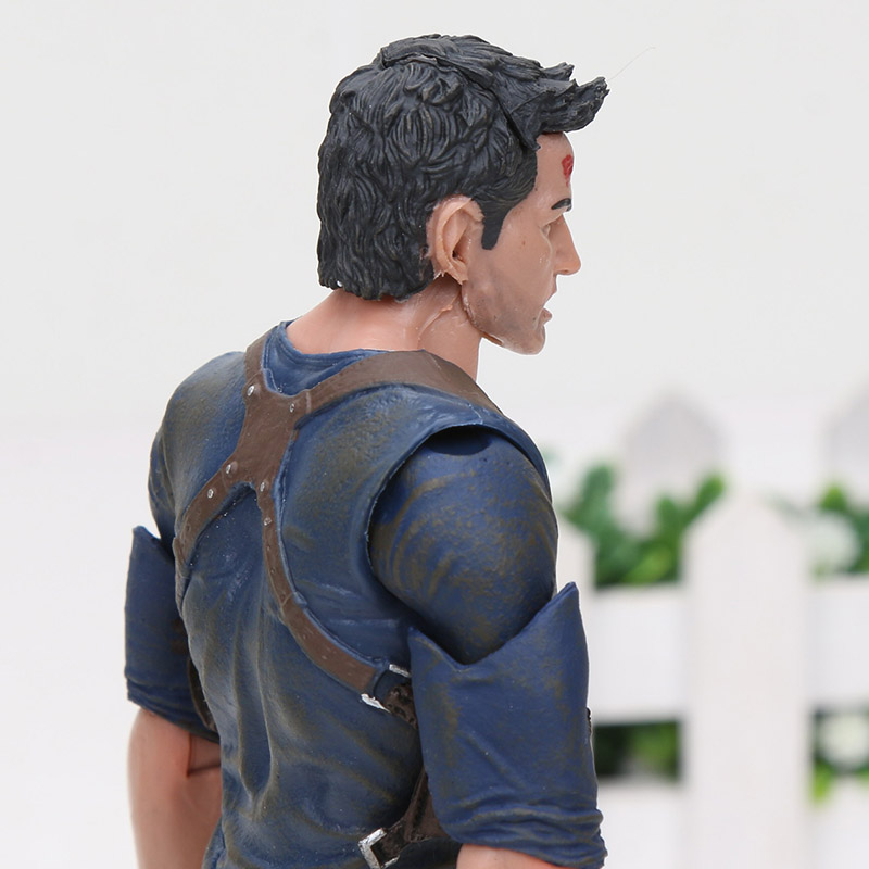 Image 5 - 15cm NECA Uncharted 4 A thief's End Figures Nathan Darke Ultimate Edition PVC Action Figure Collectible Model Toy For Gifts-in Action & Toy Figures from Toys & Hobbies