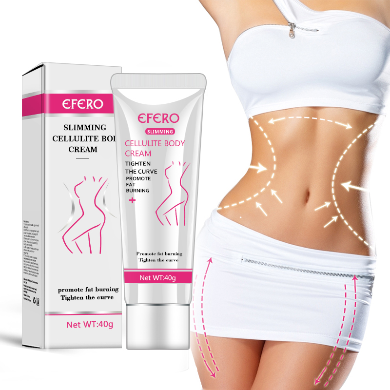 EFERO Slimming Cellulite Removal Cream For Women Fat Burner Weight Loss Slimming Cream Effective Anti Cellulite Body Cream