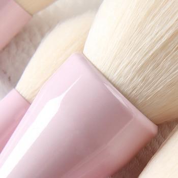Gradient Color Pro 14pcs Makeup Brushes Set Cosmetic Powder Foundation Eyeshadow Eyeliner Brush Kits Make Up Brush Tool 3