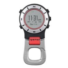 Buy Spovan 3ATM Waterproof Outdoor Sports Watch Aluminium Handheld Backlight Barometer Altimeter Thermometer Compass Digital Watch