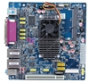 D525P 2 Network Card 6 COM ITX Mini Computer Motherboard HTPC Support WIFI 4 USB Interface