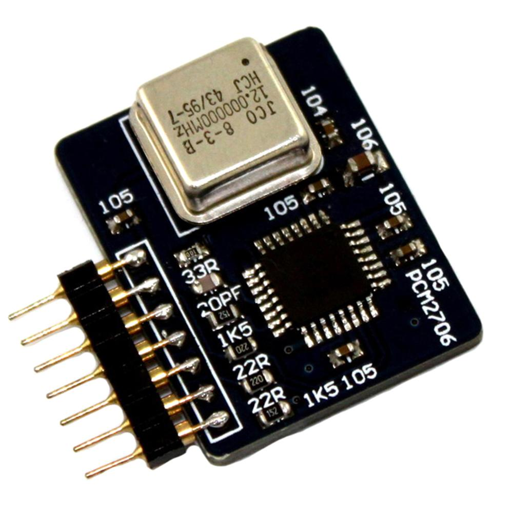 Image 4 - PCM2706 Daughter Card for AK4118+PCM1794 AK4118+PCM4490 AK4118+PCM4495 YJ0076-in Amplifier from Consumer Electronics