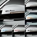 Alfa Romeo ПРИВЕТ-TEMP ВИНИЛОВАЯ ТОРМОЗНОЙ СУППОРТ ОТЛИЧИТЕЛЬНЫЕ ЗНАКИ НАКЛЕЙКИ автомобиль Логотип эмблема Значок наклейка для Mito 147 156 159 166
