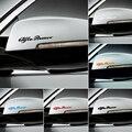 Alfa Romeo de ALTA TEMPERATURA PEGATINAS de CALCOMANÍAS de VINILO FUNDIDO PINZA DE FRENO Insignia del coche del emblema Badge sticker para Mito 147 156 159 166