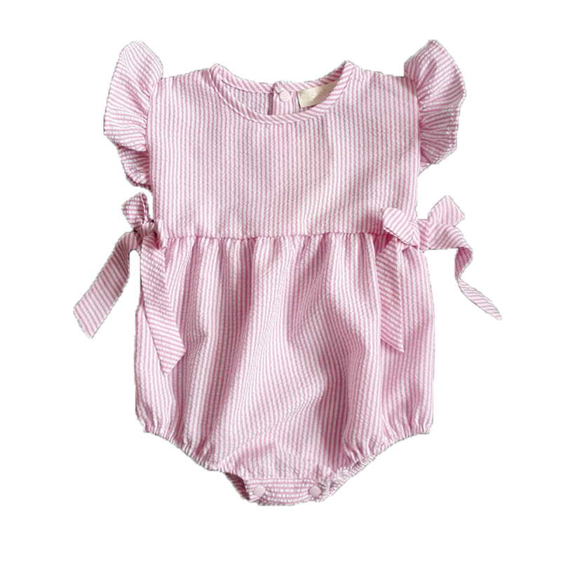 Baby Rompers Summer Baby Girl Clothes Cute Newborn Baby Clothes Cotton Baby Girl Clothing Set Roupas Bebe Infant Jumpsuits 2 pcs lot newborn baby girls clothing set cute pink cotton baby rompers boys jumpsuit roupas de infantil overalls coveralls