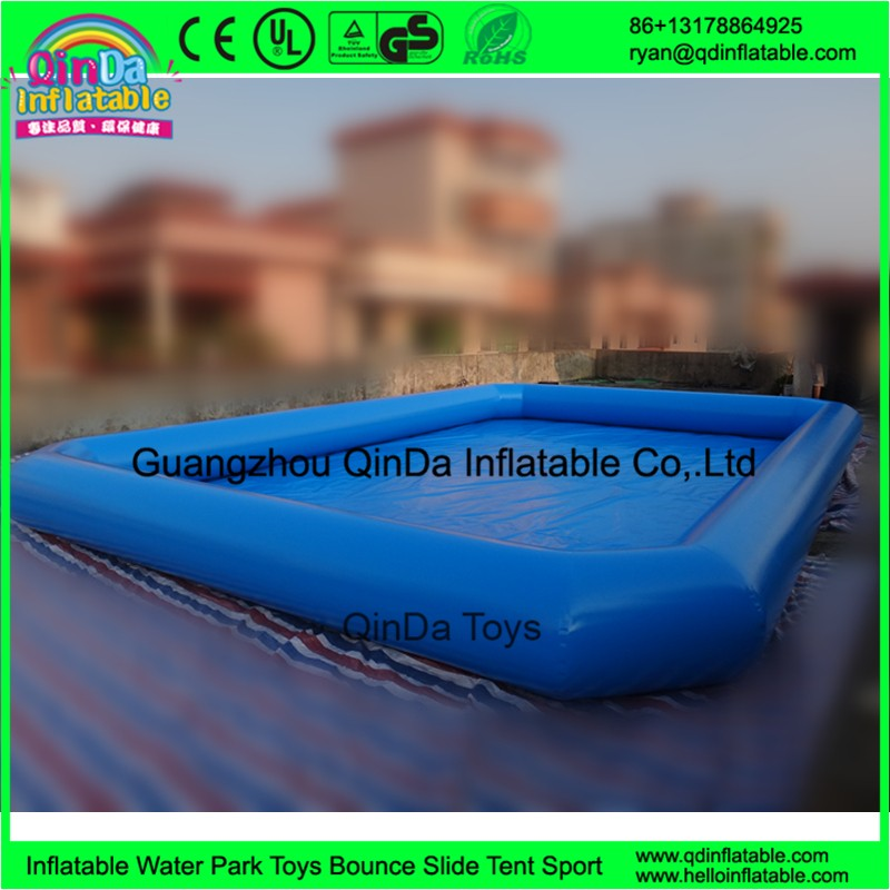 above ground swimming pool inflatable water pool14