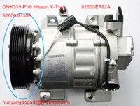 Auto ac compressore frizione per Nissan X Trail T31 2.5L 2007 92600ET82A 92600JG30A DNK335 6pk|clutch for nissan|clutch acclutch compressor -