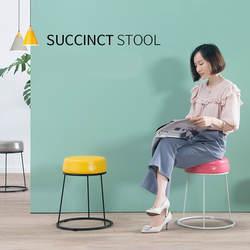 Стул мягкая поверхность утолщение стул дома туалетный Маленький стул ленивый Bench обеденный стол, стулья поставки мебели