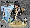 "Frete grátis 6 "" Anime My Teen Romantic Comedy SNAFU Yukinoshita Yukino em caixa 14 cm PVC Action Figure Model Collection Toy boneca"