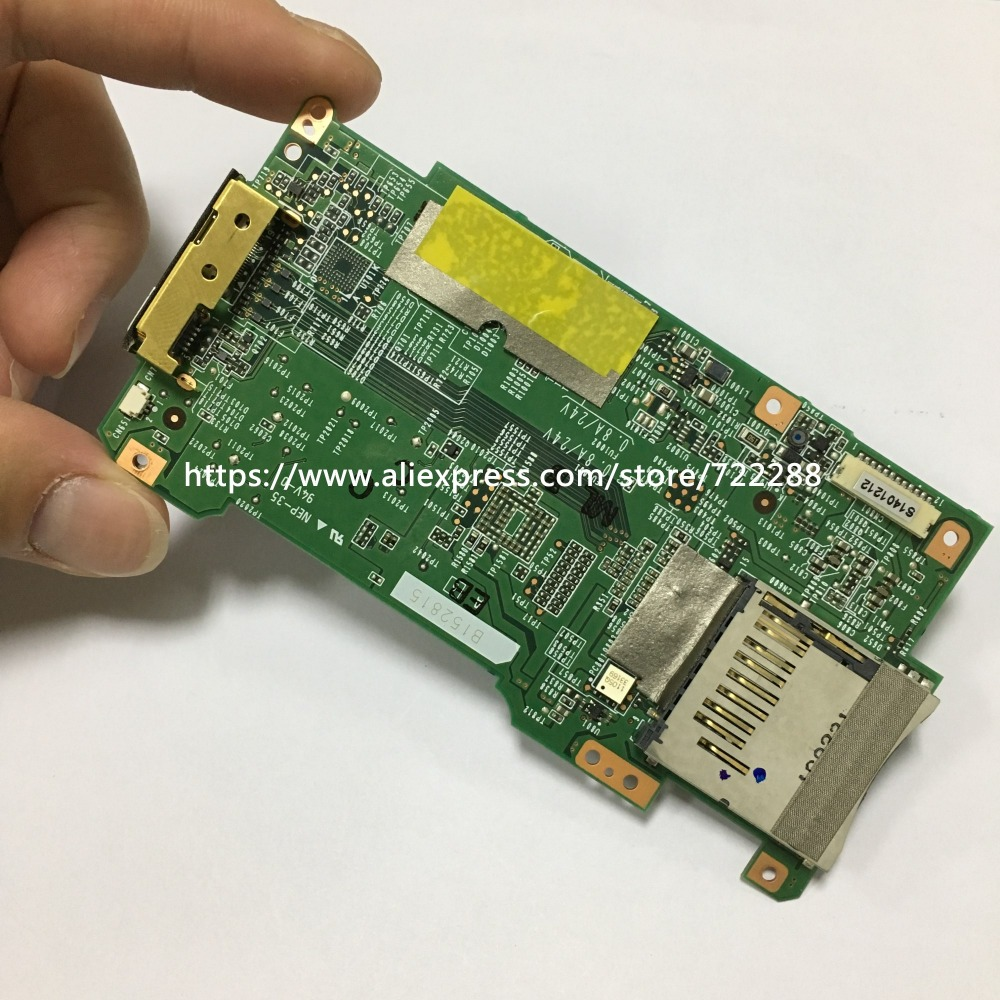Repair Parts For Nikon D90 MainBoard MCU With SD Card PCB Motherboard Main Board-in Electronics Stocks from Electronic Components & Supplies    1