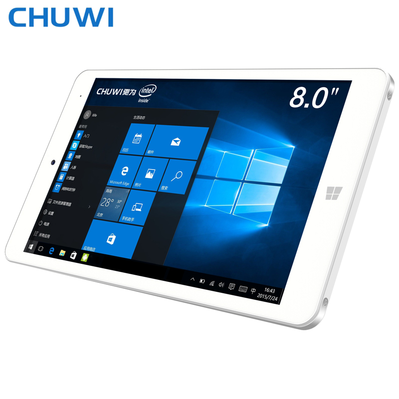 CHUWI Hi8 PRO 8 inch INTEL Quad Core Windows 10 Android 5 1 Dual OS 2GB